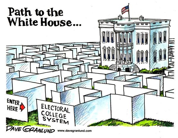 electoral collage: