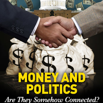 Image result for money in campaigns
