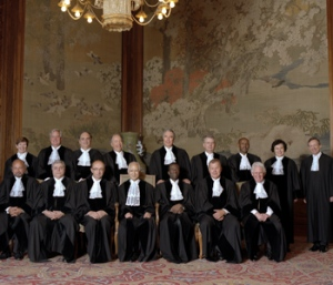 Judges of the International Court of Justices