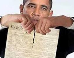 Obama violates the Constitution